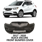 2017 2018 2019 2020 Buick Encore Front Bumper Complete With Grills New Set