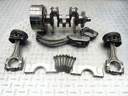 2016 05-18 Bmw F800 F800r Lot Crank Shaft Connecting Rods Pistons Fly Wheel