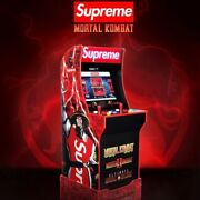 Supreme X Mortal Kombat By Arcade 1up In Hand