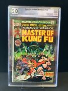 Special Marvel Edition 15 Graded 9.0 First Shang Chi