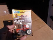 Vintage Ertl Farm Machinery Of The World Allis Chalmers 7045 Toy Tractor 1/64