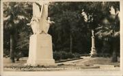 Rppc Madison,fl Colin Kelly And Confederate Monuments Florida W.m. Cline Co.