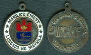 Wpd-mpf Philippine Police Manilaandrsquos Finest Lungson Ng Maynila Medal