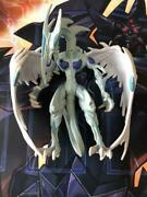 Konami Yugioh Monsters Collection 5ds Stardust Dragon Figure Used F/s
