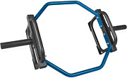Cap Barbell Olympic Trap Hex Shrug Deadlift Bar For Home Workout Havy Duty Steel