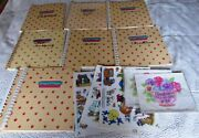 Huge Lot 75 Vinyl Cling Sheets-valentineand039s Day-halloween-easter-spring-christmas