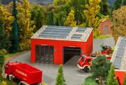 Faller Ho Scale Building/structure Kit Fire Equipment Engine/truck Hall/garage