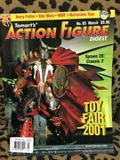 Action Figure Digest Lot 8 Hollywood Icons - 7 Issues