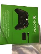 New Xbox One Wireless Controller With Play And Charge Kit