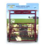 1/16th Little Buster Toys Red Ranch / Farm Entry Gate 200816