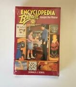 Encyclopedia Brown 4 To 6 By Donald J. Sobol Books Still Shrink Wrapped