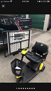 Harmar Scooter / Wheelchair Lift W/ Swing Away Bar Model Al-105r1 + Scooter