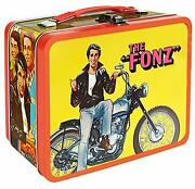 Happy Days - The Fonz Tin Tote Lunchbox