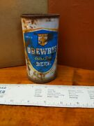 Vintage Drewrys Extra Dry Beer 12 Oz Flat Top Beer Can South Bend Drinking Cup