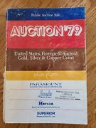 Apostrophe Sale 1979 - U.s. Foreign And Ancient Gold Silver And Copper Coins Prl