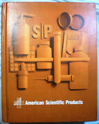 American Scientific Products Catalog Cardinal Health Asbestos Use In Schools And03981