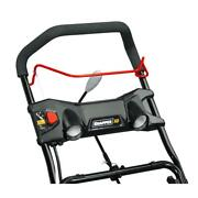 Snapper Xd Single Stage Cordless Electric Snow Blower Lithium Ion 20 82 Volt