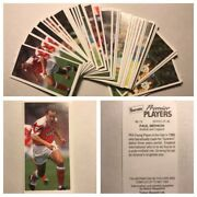 Barratt - Premier Players - Football Cards 1994 - Complete Your Set. Andpound1.99 Each