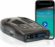 Whistler Mfu440 Multi-functional Radar Detector With Fully Integrated Dash...