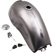 10l 2.6 Gas Fuel Tank For Suzuki For Honda For Yamaha Cafe Racer Motorcycle