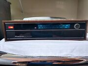 Magnavox 1r1717 Vintage Solid State Stereo Fm Radio Aux Input As Is