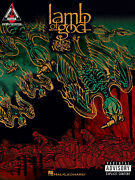 Lamb Of God Ashes Of The Wake For Guitar Tab Sheet Music Chords 11 Songs Book