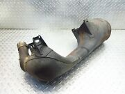 2009 08 09 Buell 1125cr 1125 Oem Exhaust Muffler Assembly Pipe