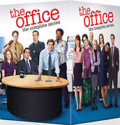 The Office Complete Series Box Set Seasons 1-9 Brand New