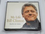 My Life Bill Clinton 6cd Audiobook Read By The Author