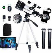 Free Soldier Telescope For Kidsandastronomy Beginners - 15x-150x High Magnifica...
