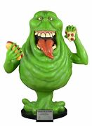 Ghostbuster Slimer Exclusive Glow In The Dark Life Size Statue 11 Scale Figur