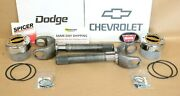 Dana 60 Front Axle Shaft 35 Spline Conversion Kit Chevy Or Dodge Spicer And Warn