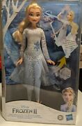 Disney Frozen 2 Magical Discovery Elsa Doll Lights And Sounds Free Shipping