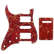 Electric Guitar Pickguards With Back Plate For Fender Classic Stratocaster Holes