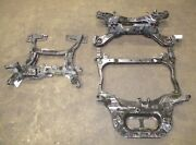 2018 Toyota Camry Fwd Front Suspension Crossmember Oem 47k Miles Lkq272787205