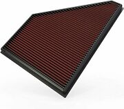 Kandn Engine Air Filter High Performance Premium Washable Replacement...