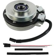 Pto Clutch For Craftsman Sears Mower 03357900 Ar-33579 W/ Wire Repair Kit