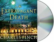 An Extravagant Death A Charles Lenox Mystery By Charles Finch New Audiobook