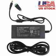 Ac To Dc Adapter 12v 5a 60w Power Supply Cctv 5050 3528 Flexible Led Strip Light