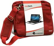 Navitech Red Laptop Case For The Asus Zenbook Pro 15 Ux550gd New