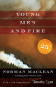 Maclean, Norman-young Men And Fire Uk Import Book New