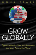 Pearl-grow Globally Middle Market Company Uk Import Bookh New