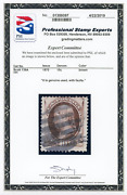 Us Scott 139a Used I Grill With Pse Cert - Extremely Rare Stamp