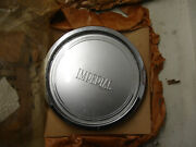 Nos 1981-1983 Imperial Metal Wire Wheel Cover Center Caps Complete Set