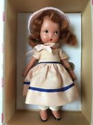Nancy Ann Storybook Bisque Doll 114 Over The Hills To Grandmaand039s House 1943-47