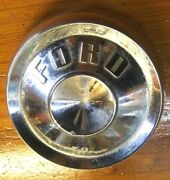 - 1956 Ford Sedan Delivery Mainline Courier Horn Button Fdr-3625-b Cheap