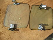 1930and039s Closed Car Wind Wings Gm Mopar Ford Hudson Studebaker Etc.