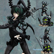 Scale 1/8 Black Rock Shooter Dead Master Animation Version Authentic Figure