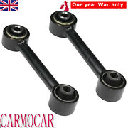 For Jeep Patriot Compass Dodge Caliber 07-09 Rear Lower Wishbone Arm Toe Link X2