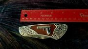 Collectable Fantesy Knives Franklin Mint Colt 1911